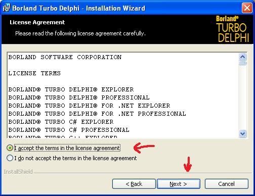 Turbo delphi 2006 explorer - бесплатная delphi от. . Просматривать можно к